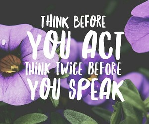 quote, flowers, and true image