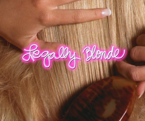 legally blonde, pink, and movie image