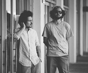 smoke, milky chance, and clemens rehbein image