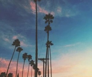 sunset, travel, and cute image