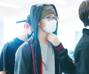 airport, boy, and idol image