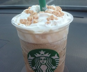 delicious, frappuccino, and drink image