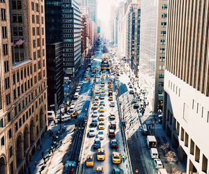 city, world, and new york city image