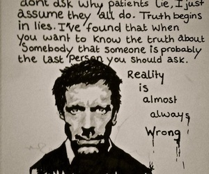 lies, house, and quote image
