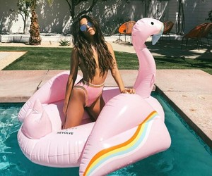 shay mitchell and coachella 2017 image