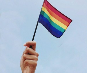 aesthetic, pride, and support image