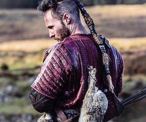 hunt, vikings, and ubbe image
