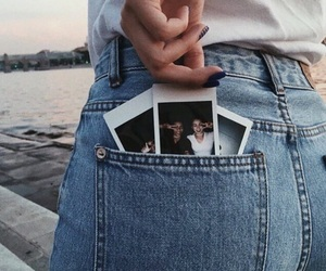 jeans, photo, and tumblr image