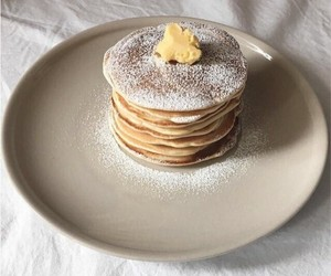 bed, breakfast, and brunch image