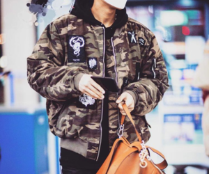 asian boy, fashion, and idol image