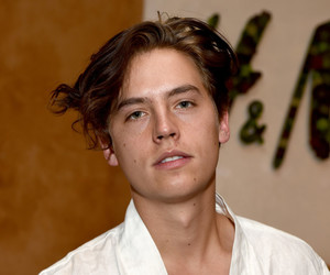 cole sprouse, coachella, and riverdale image