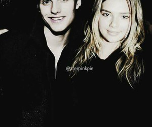 after, tessa, and indiana evans image