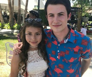 13 reasons why, dylan minnette, and coachella image