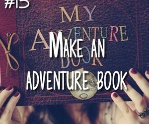 adventures, bucketlist, and goals image
