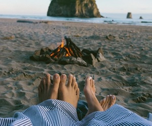 beach, cool, and summer image