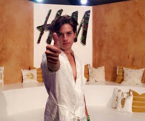 cole sprouse, riverdale, and coachella image