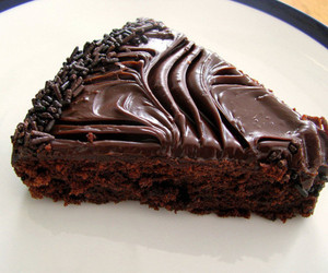 brown, smille, and cake image