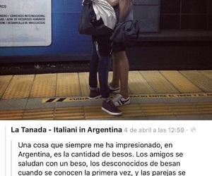 love, argentina, and frases image