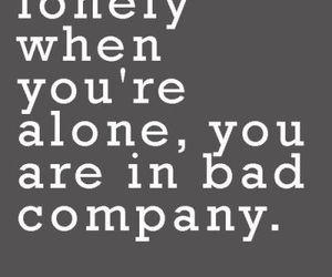 alone, jean paul sartre, and company image