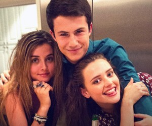13 reasons why, clay jensen, and série image