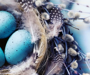 art, blue, and photo image