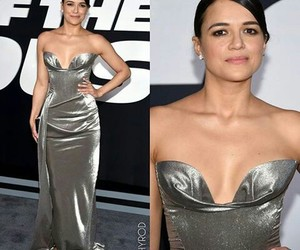 michelle rodriguez, premiere, and fast and furious 8 image