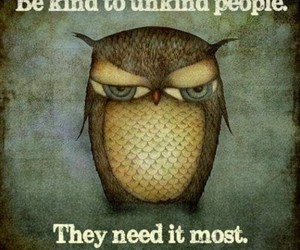 unkind image