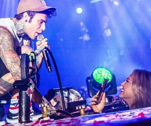 couple, fedez, and love image