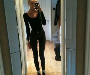 skinny and anorexia image