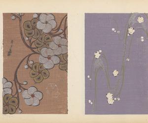 art, japanese art, and ume zukushi image