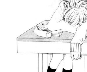 manga, school, and anime image