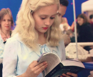 book, movie, and stay peculiar image