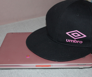 caps, umbro, and pc image