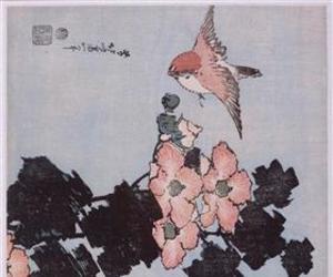 art, japanese art, and Katsushika Hokusai image