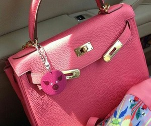 bag, girly, and accessories image