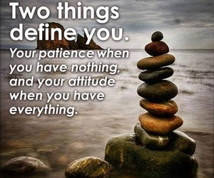 attitude and quotes image