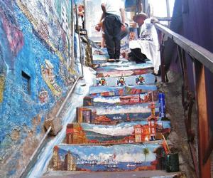 art, street art, and paint image