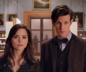 doctor who, bbc, and bow tie image