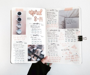 planner, school, and stationery image