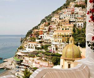 Amalfi, holidays, and travel image