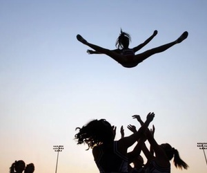 cheerleading image