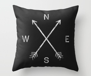 pillow, home, and art image