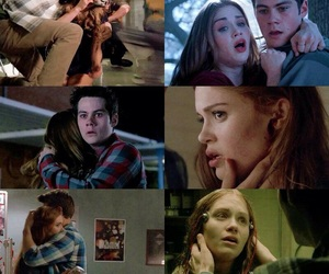 teen wolf, lydia martin, and dylan o'brien image