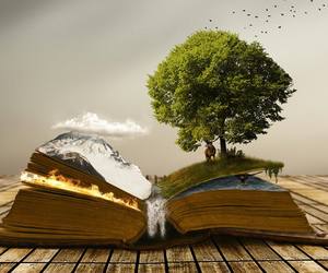 adventure, fairy tale, and imagination image