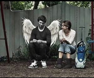the fault in our stars, augustus waters, and angel image