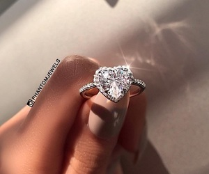 ring, love, and pretty image