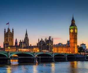 Big Ben, holidays, and london image