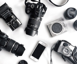 camera, cameras, and fashion image