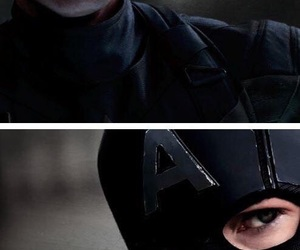 Avengers, captain america, and quote image