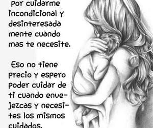 amor, hogar, and madre image